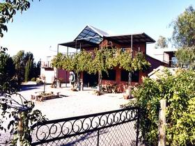 The Terrace Gallery at Patly Hill Farm - Taree Accommodation