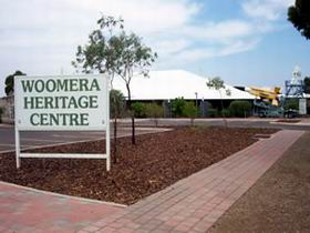 Woomera Heritage and Visitor Information Centre - Taree Accommodation