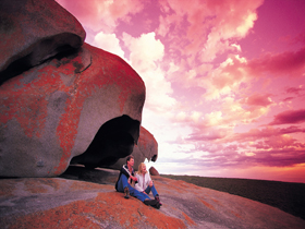 Remarkable Rocks Flinders Chase National Park - Taree Accommodation