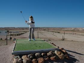 Coober Pedy Opal Fields Golf Club - Taree Accommodation