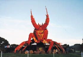 The Big Lobster - Taree Accommodation