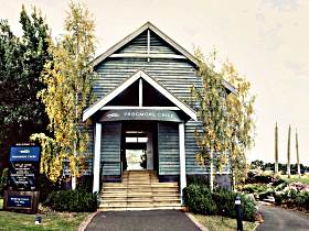 Frogmore Creek Wines - Taree Accommodation