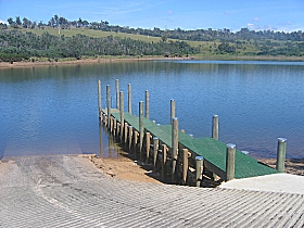Trevallyn Dam - Taree Accommodation