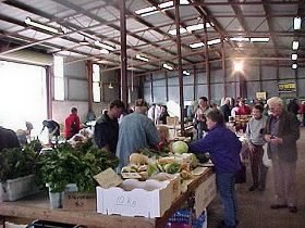 Burnie Farmers' Market - Taree Accommodation