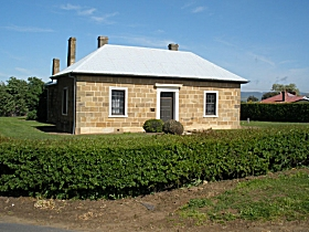 Oatlands Court House - Taree Accommodation