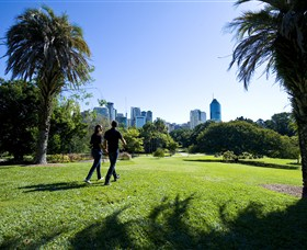 City Botanic Gardens - Taree Accommodation