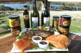 Bruny Island Smokehouse - Taree Accommodation