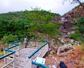 Jourama Falls Paluma Range National Park - Taree Accommodation