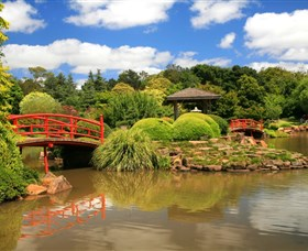 Japanese Gardens - Taree Accommodation