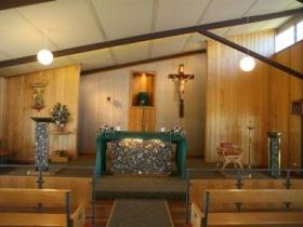 St Finbarrs Church - Taree Accommodation