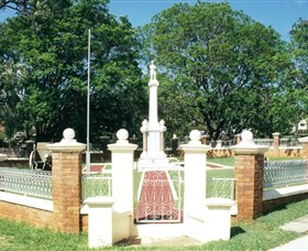 Boonah War Memorial and Memorial Park - Taree Accommodation