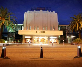 Empire Theatre - Taree Accommodation