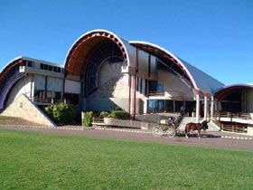 Australian Stockmans Hall of Fame and Outback Heritage Centre - Taree Accommodation