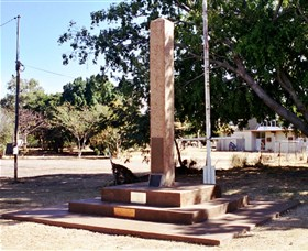 Mount Isa Memorial Cenotaph - Taree Accommodation