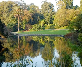 Royal Botanic Gardens Melbourne - Taree Accommodation