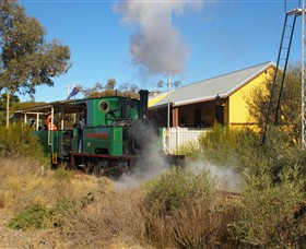 Red Cliffs Historical Steam Railway - Taree Accommodation