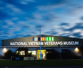 National Vietnam Veterans Museum - Taree Accommodation