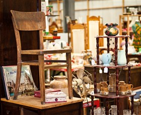 Bendigo Pottery Antiques and Collectables Centre