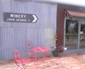 John Gehrig Wines - Taree Accommodation