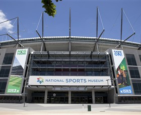 National Sports Museum at the MCG - Taree Accommodation