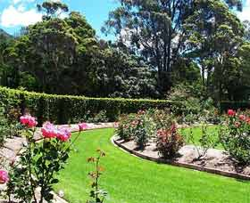 Wollongong Botanic Garden - Taree Accommodation