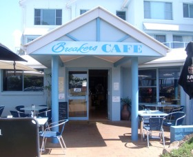 Breakers Cafe and Restaurant - Taree Accommodation