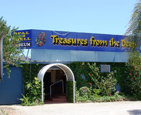 Treasures from the Deep - Opal and Shell Museum - Taree Accommodation
