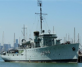 HMAS Castlemaine Museum Ship