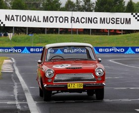 National Motor Racing Museum - Taree Accommodation