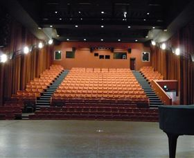 Capitol Theatre Tamworth - Taree Accommodation