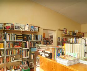 Corryong Browsers Bookshop - Taree Accommodation