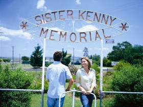 Sister Kenny Memorial - Taree Accommodation