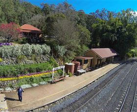 Spring Bluff Railway Station - Taree Accommodation