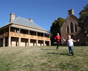 Hartley Historic Site - Taree Accommodation