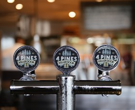 4 Pines Brewing Company - Taree Accommodation
