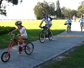 Boomerang Bikes Central Coast Bike Tours - Taree Accommodation