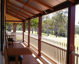 Riverside Oaks Golf Course - Taree Accommodation