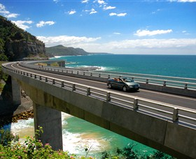 Sea Cliff Bridge - Taree Accommodation