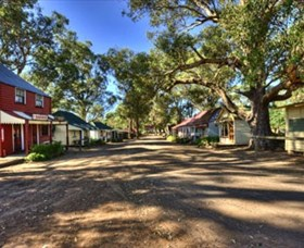 The Australiana Pioneer Village Ltd - Taree Accommodation