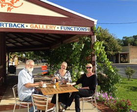 Artback Australia Gallery and Cafe - Taree Accommodation