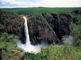 Wallaman Falls Girringun National Park - Taree Accommodation