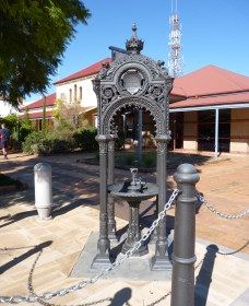 Witcombe Fountain - Taree Accommodation