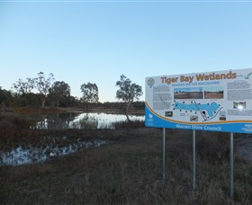 Tiger Bay Wetlands - Taree Accommodation