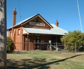 Whitton Courthouse and Historical Museum - Taree Accommodation
