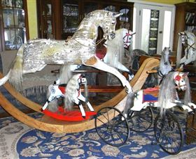 Rocking Horse Restorations - Taree Accommodation