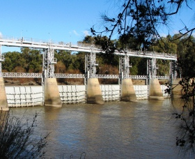 Gogeldrie Weir - Taree Accommodation