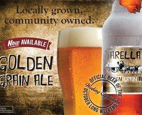 Barellan Beer - Community Owned Locally Grown Beer - Taree Accommodation
