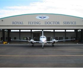 Royal Flying Doctor Service Dubbo Base Education Centre Dubbo - Taree Accommodation