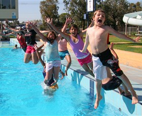 Dubbo Aquatic Leisure Centre - Taree Accommodation