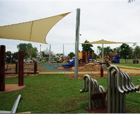 Livvi's Place Playground - Taree Accommodation